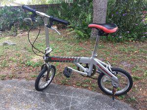 Razor Squeezer Folding Bike for Sale in Riverview, FL