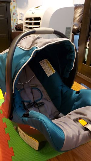 Chicco KeyFit30 Infant Car Seat-Teal for Sale in Nashua, NH