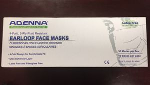 Case of Adenna Face Mask Blue for Sale in Los Angeles, CA