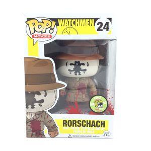 Funko pop Rorschach sdcc exclusive watchmen dc universe for Sale in Los Angeles, CA