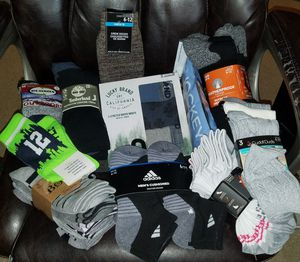 Adidas, Timberland, Jockey, Lucky brand etc for Sale in Seattle, WA