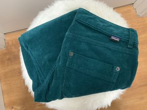 Patagonia Corduroy Green Jeans for Sale in San Francisco, CA