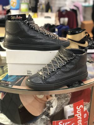 Balenciaga Arena Hi Gris Fossile size 13 for Sale in Silver Spring, MD