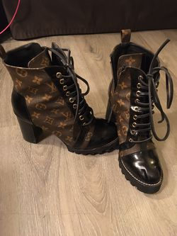 Louis Vuitton Star trail ankle boots for Sale in Oklahoma City,  OK