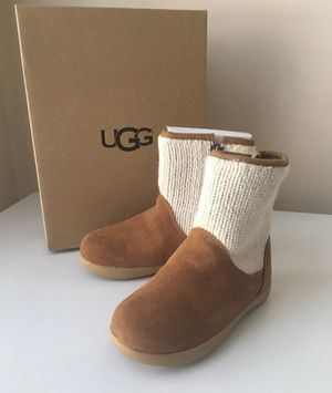 Ugg AUSTRALIA ankle boots girls kids NEW for Sale in Converse, TX