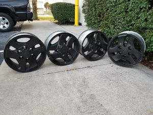 Tacoma,4 runner rims for Sale in Belle Isle, FL