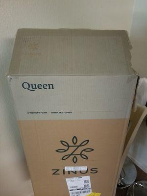 "Queen 4"" Mattress topper for Sale in Phoenix, AZ"