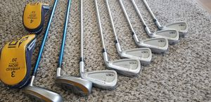 Adams Idea Pro Irons 3 & 4 Hybrids, 5-PW Irons for Sale in East Wenatchee, WA
