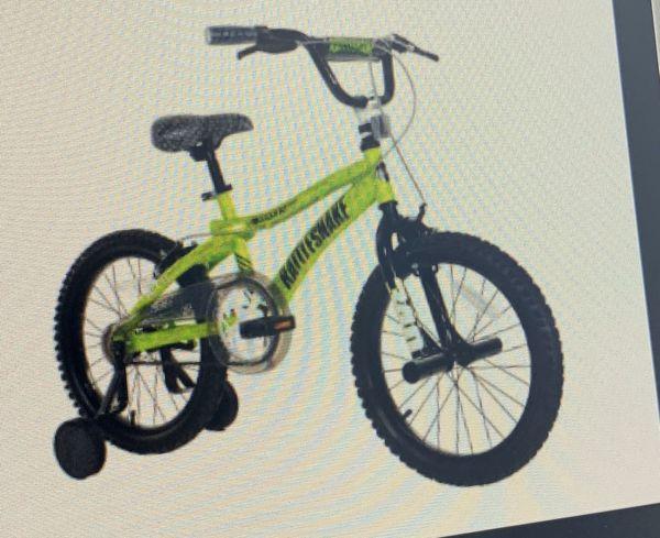Dynacraft Rattlesnake BMX Street/Dirt bike