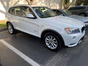 2013 BMW X3 only $10,200 full price for Sale in Davie, FL