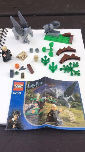 Lego Harry Potter set # 4750 Draco's Encounter with Buckbeak for Sale in Appleton, WI