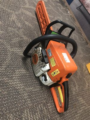 "Chainsaw, Tools-Power STIHL ChainSaw 14""- MS250 Negotiable for Sale in Baltimore, MD"