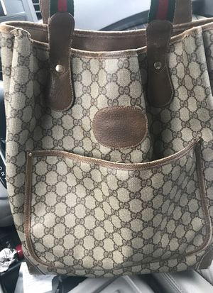 Vintage and authentic Gucci tote bag and wallet for Sale in Cheshire, CT