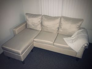 Sofa Couch - Beige for Sale in Los Angeles, CA