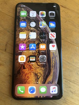 Certified Pre Owned iPhone XS Max Unlocked for Sale in Toms River, NJ