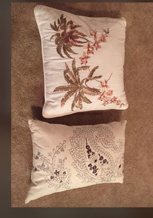 Throw pillows handmade design for Sale in McLean, VA