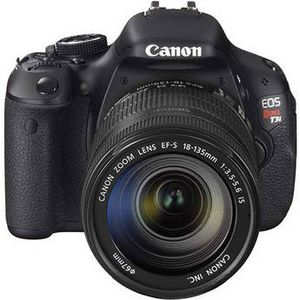 Canon EOS Rebel T3i 18.7 MP Digital SLR Camera Set for Sale for sale  New York, NY