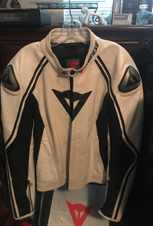 Dainese motorcycle jacket for Sale in Round Rock, TX