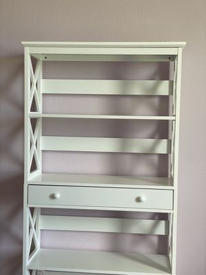 X bookcase for Sale in Lake Wales, FL