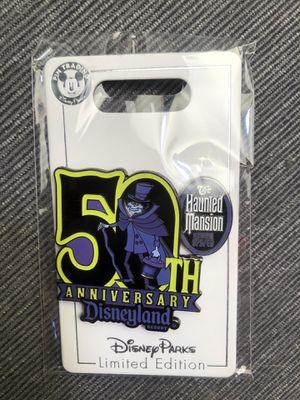 Haunted Mansion Anniversary Disney Pin for Sale in La Verne, CA