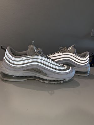 Nike Air Max 97 Triple White / Wolf Grey for Sale in Denver, CO