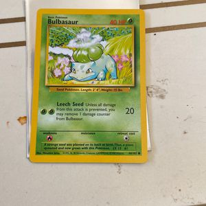 Bulbasaur 44/102 for Sale in Castro Valley, CA
