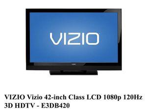 vizio 42 inch 3D tv for Sale in Tamarac, FL