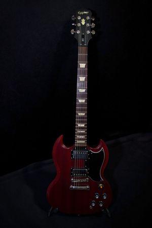 Guitar, Epiphone SG G400, Plus Gig Bag for Sale in Phoenix, AZ