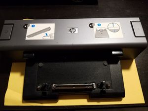HP Laptop Docking Station Dual Link for Sale in Pembroke Pines, FL