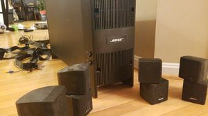 Bose Accoustimass 16 series II for Sale in Clifton, VA