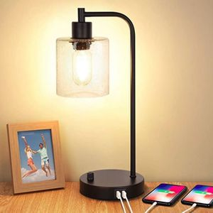 Brand New Table Lamp - Dimmable with 2 USB Ports for Sale in Northborough, MA