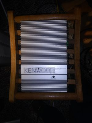 Kenwood 200 watt amp for Sale in Tacoma, WA