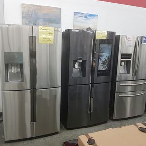 Counter Depth SAMSUNG 4-Doors Refrigerator for Sale in Hacienda Heights, CA