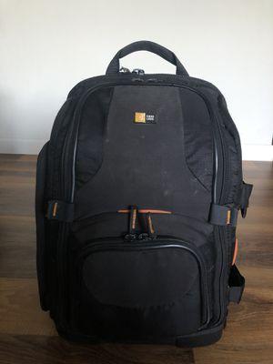 Case Logic for DSLR camera and 15.4- Inch Laptop backback for Sale in San Jose, CA
