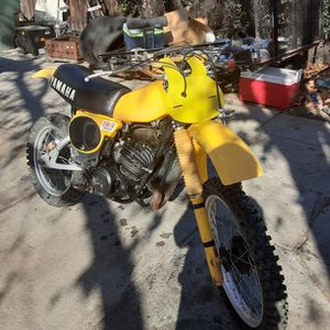 Yamaha yz250 1978 Runs Good for Sale in Upland, CA