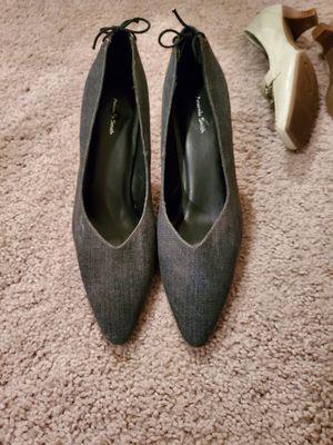 Denim heels new for Sale in Bellevue, TN