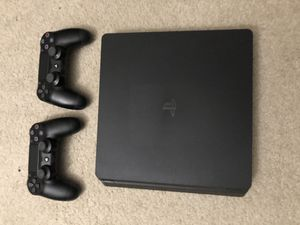 Play station 4 new for Sale in Dulles, VA