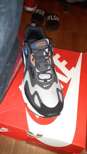 Air max 200 size 11&10 1/2 for Sale in Philadelphia, PA