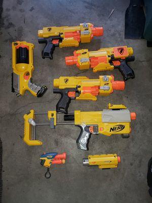 Nerf guns for Sale in Fullerton, CA