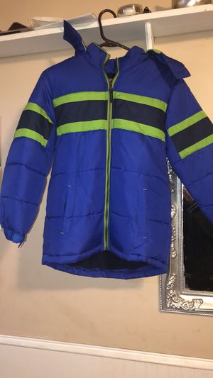Boys Winter jacket size 10/12 m for Sale in Bowie, MD