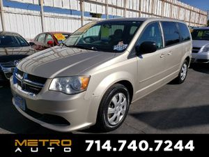 2014 Dodge Grand Caravan for Sale in La Habra, CA