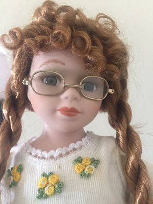 Porcelain doll for Sale in Culver City, CA