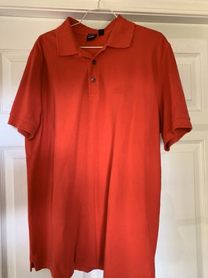 Hugo boss shirt size XL for Sale in Cadwell, GA