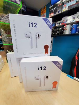 i12s Airpods New Quality for Sale in Baldwin Park, CA