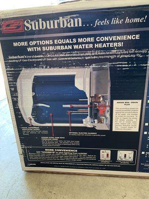 Suburban 10 gal RV water heater for Sale in Snohomish, WA