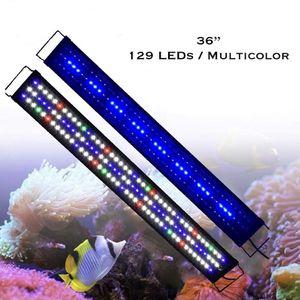 """36"""" Full Spectrum LED Aquarium Light Reef Coral Marine Fish Tank Light for Sale in Ontario, CA"""