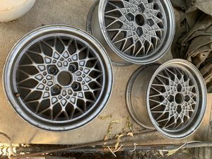 BBS RA 14x6 4x100 ET33 (Set of 4) for Sale in Stockton, CA