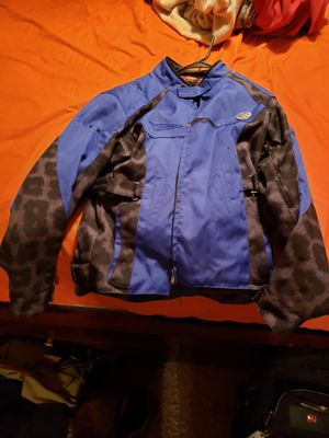 Male and female motorcycle jackets. for Sale in Buckeye, AZ