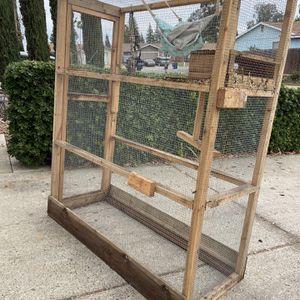 Heavy duty bird Animal cage for Sale in Sacramento, CA