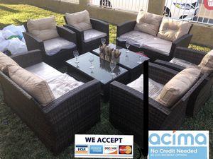 Patio furniture set for Sale in Riverside, CA